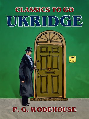 cover image of Ukridge