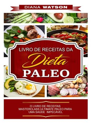 cover image of Dieta Paleo