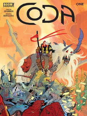 cover image of Coda (2018), Issue 1