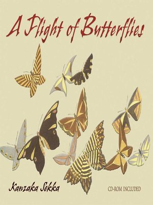 cover image of A Flight of Butterflies