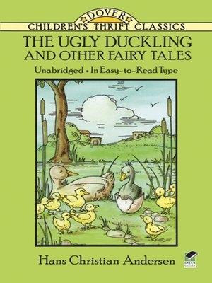 cover image of The Ugly Duckling and Other Fairy Tales