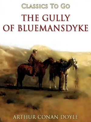 cover image of The Gully of Bluemansdyke