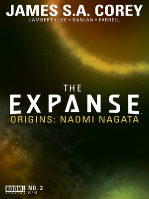 cover image of The Expanse Origins, Issue 2