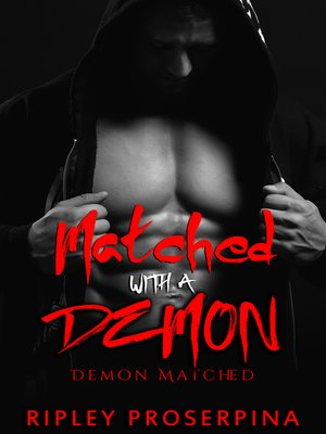 cover image of Matched with the Demon