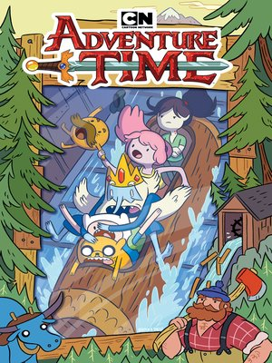cover image of Adventure Time (2012), Volume 16