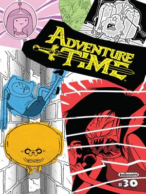 cover image of Adventure Time #30