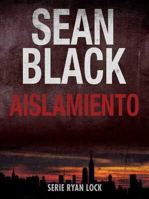 cover image of Aislamiento