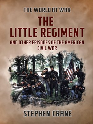 cover image of The Little Regiment and Other Episodes of the American Civil War