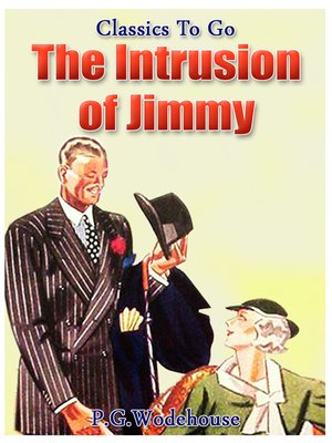 cover image of The Intrusion of Jimmy