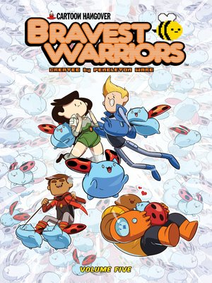 cover image of Bravest Warriors Volume 5