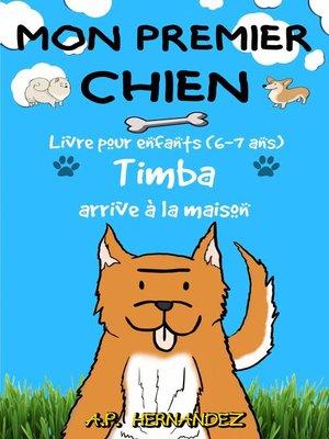 cover image of Mon Premier Chien