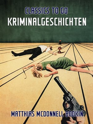 cover image of Kriminalgeschichten