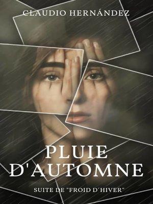 cover image of Pluie d'automne