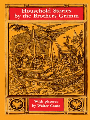 cover image of Household Stories by the Brothers Grimm