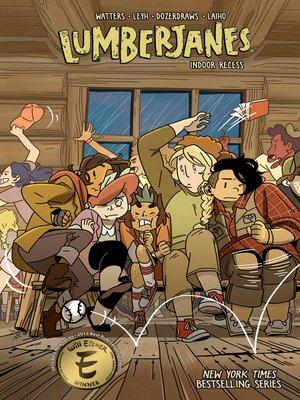 cover image of Lumberjanes (2014), Volume 13