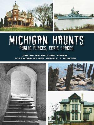 cover image of Michigan Haunts