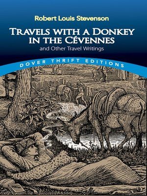 cover image of Travels with a Donkey in the Cévennes