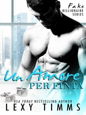 cover image of Un amore per finta