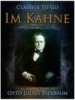cover image of Im Kahne