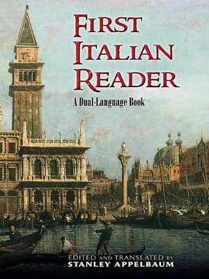 cover image of First Italian Reader