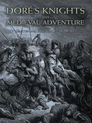 cover image of Doré's Knights and Medieval Adventure