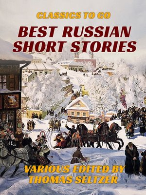 cover image of Best Russian Short Stories