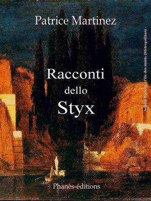 cover image of Racconti dello Styx