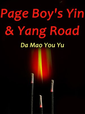 cover image of Page Boy's Yin & Yang Road, Volume 2