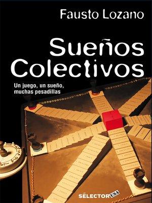 cover image of Sueños colectivos