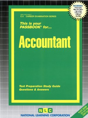 cover image of Accountant