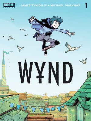 cover image of Wynd, Issue 1