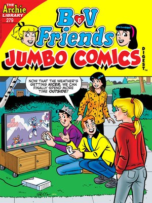 cover image of B&V Friends Double Digest #279