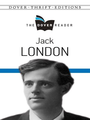 cover image of Jack London The Dover Reader