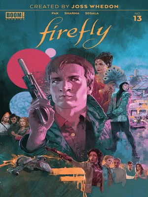 cover image of Firefly (2018), Issue 13