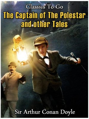 cover image of The Captain of the Polestard Other Tales