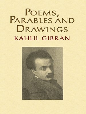 cover image of Poems, Parables and Drawings
