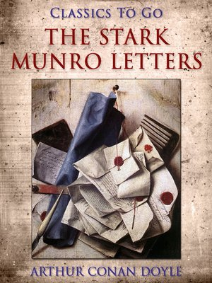 cover image of The Stark Munro Letters