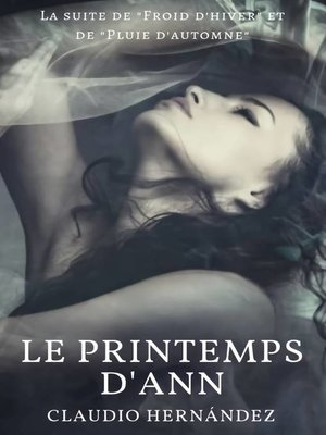cover image of Le printemps d'Ann