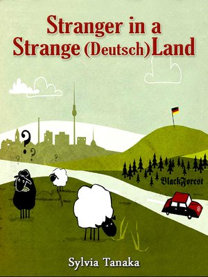 cover image of Stranger in a Strange (Deutsch)land