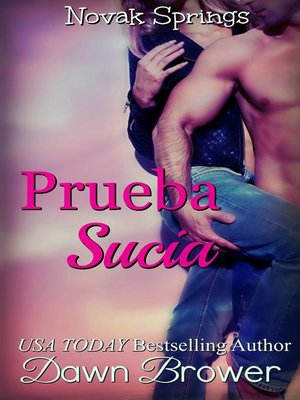 cover image of PRUEBA SUCIA