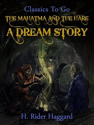 cover image of The Mahatma and the Hare a Dream Story