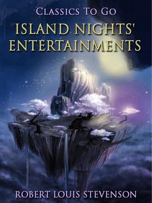 cover image of Island Nights' Entertainments