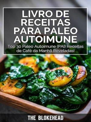 cover image of Livro de receitas Para Paleo Autoimune