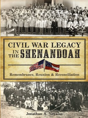 cover image of Civil War Legacy in the Shenandoah