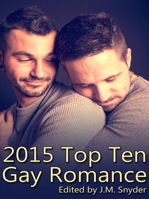 cover image of 2015 Top Ten Gay Romance