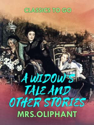 cover image of A Widow's Tale, and Other Stories