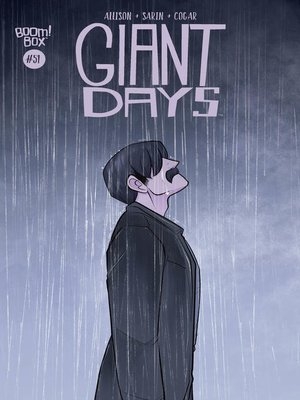 cover image of Giant Days (2015), Issue 51