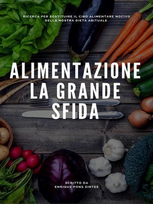 cover image of Alimentazione