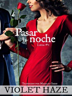 cover image of Pasar la noche