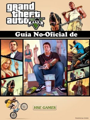 cover image of Guía No-Oficial de Grand Theft Auto V